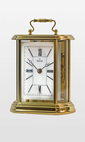 Clair Mantel or Desk Clock