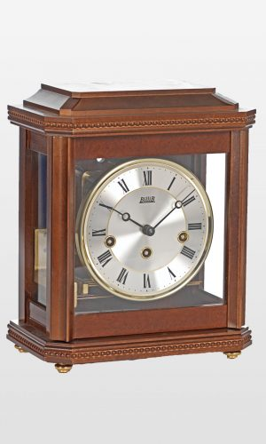 Birchgrove Mantel Clock in Walnut Finish