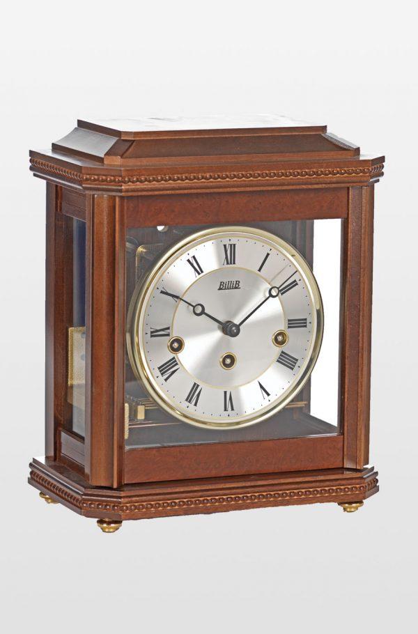 Birchgrove Mantel Clock in Walnut Finish