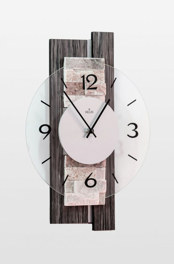 Qc 9006 Modern Wall Clock Billib The Clock Specialists