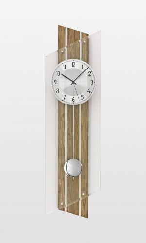 QC 9210 Contemporary Wall Clock