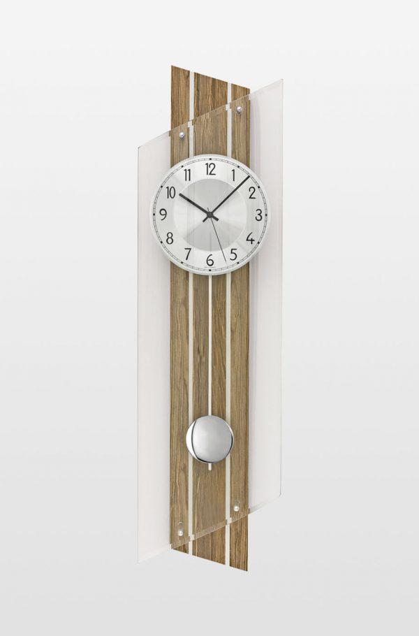 QC 9210 Contemporary Wall Clock